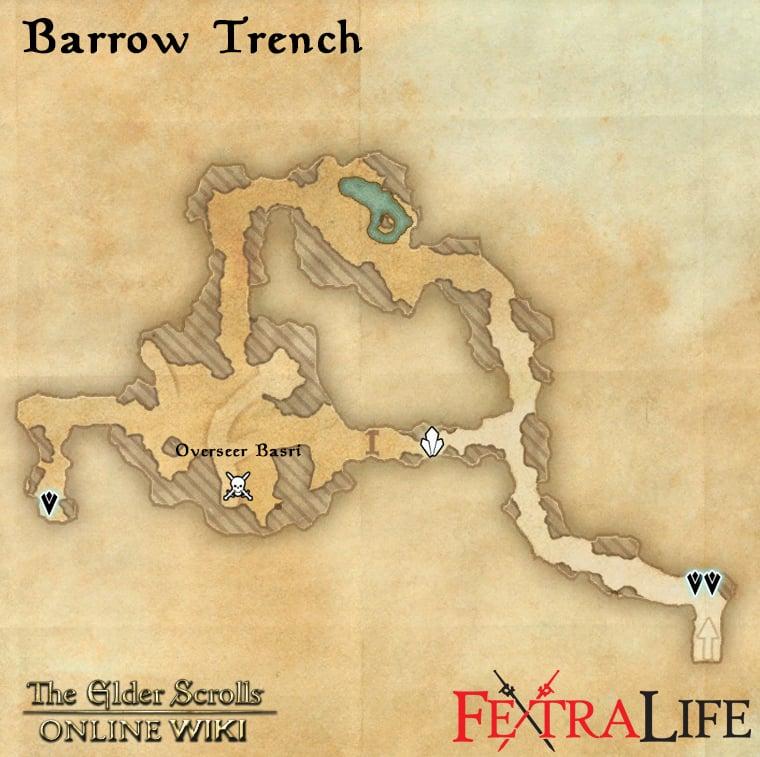Barrow Trench Elder Scrolls Online Wiki