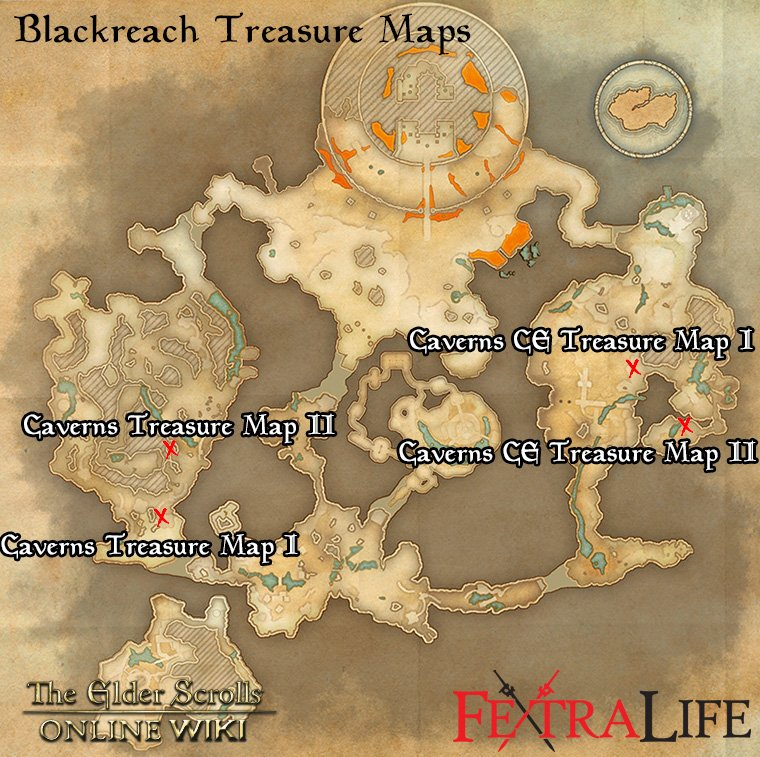 blackreach-treasuremaps-eso-wiki-guide
