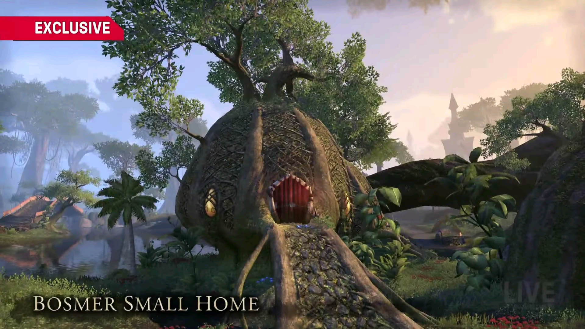 how to get a home in eso