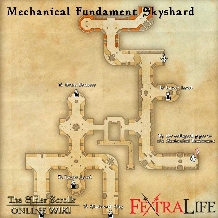 eso skyshard map with Clockwork City Skyshards on Nchuleftingth together with Rivenspire moreover Clockwork City Skyshards besides Eso Auridon Skyshards Guide as well Esotu Public Dungeon The Vile Manse.