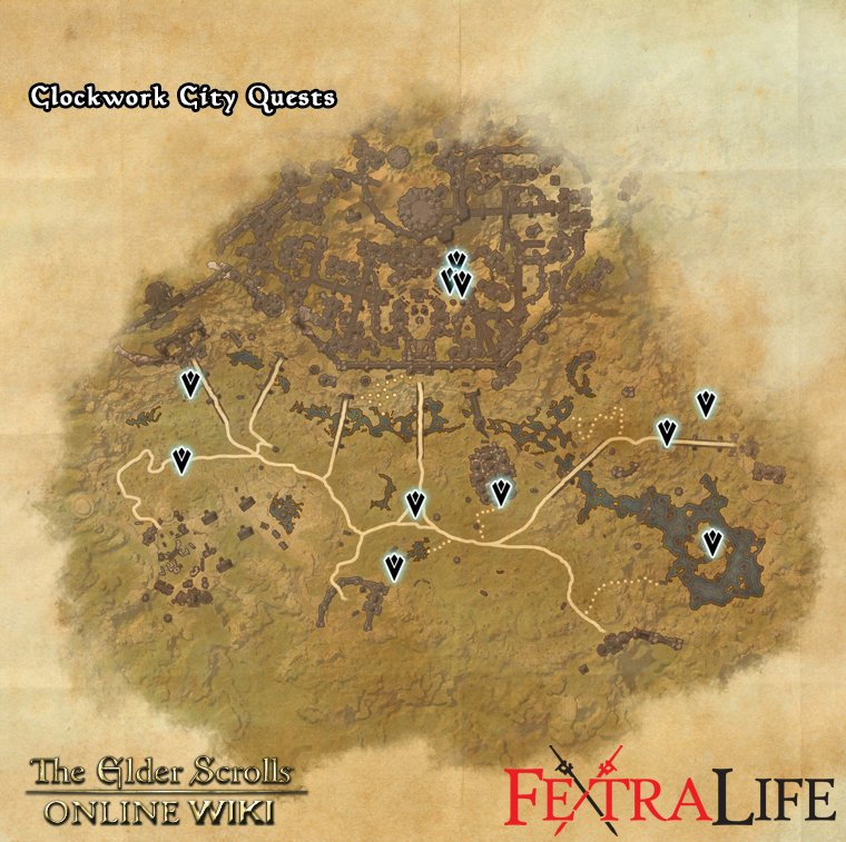 Clockwork City | Elder Scrolls Online Wiki