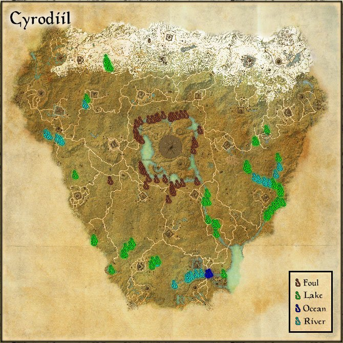 cyrodiil fishing