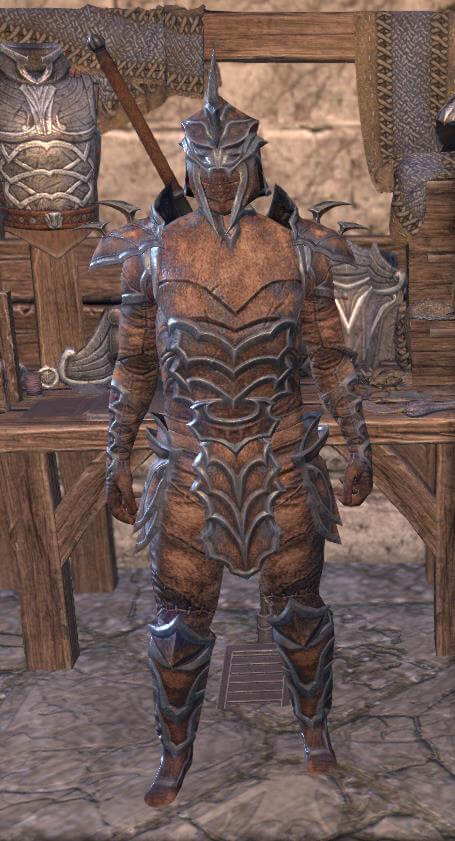 Daedric Style Elder Scrolls Online Wiki
