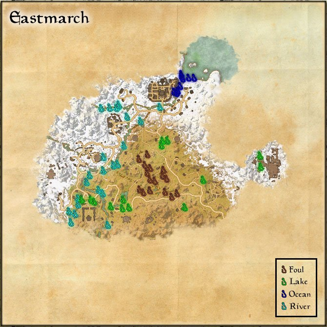 eastmarch fishing