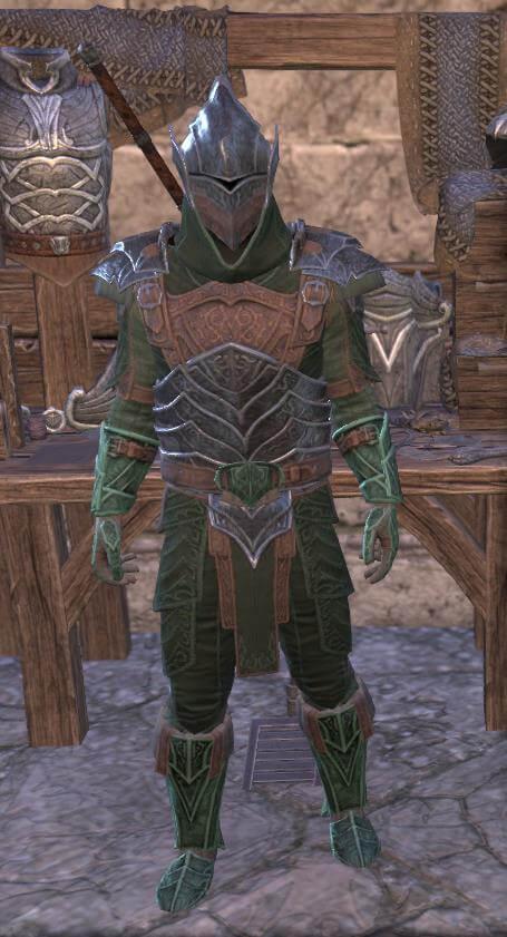 Ebony Style | Elder Scrolls Online Wiki