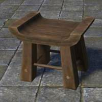 Pleasing High Elf Stool Curved Elder Scrolls Online Wiki Caraccident5 Cool Chair Designs And Ideas Caraccident5Info