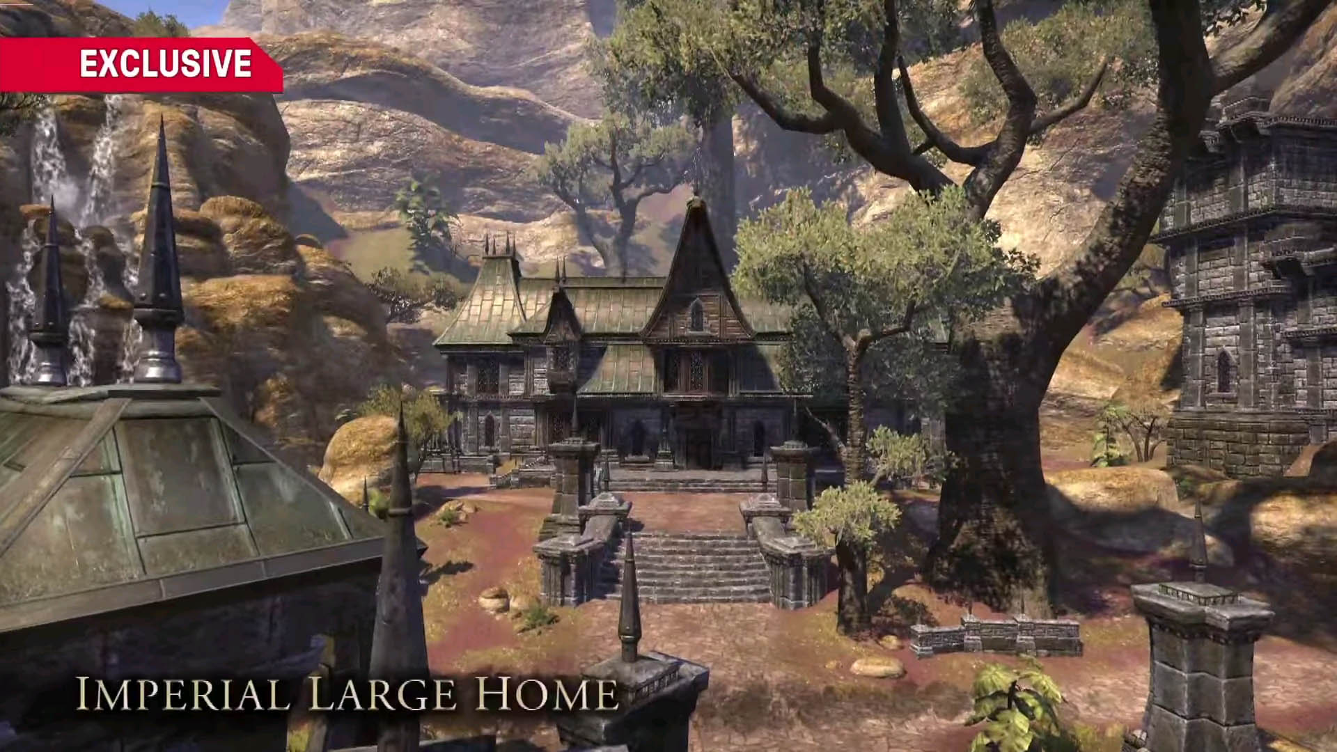 Elder Scrolls Online Build House