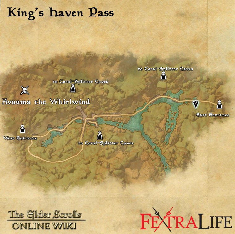 King s Haven Pass