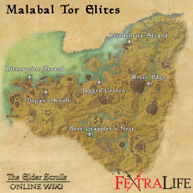 Malabal Tor World Bosses Elder Scrolls Online Wiki