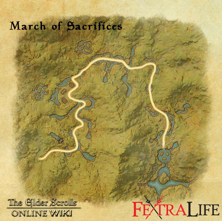 March of Sacrifices   Elder Scrolls Online Wiki