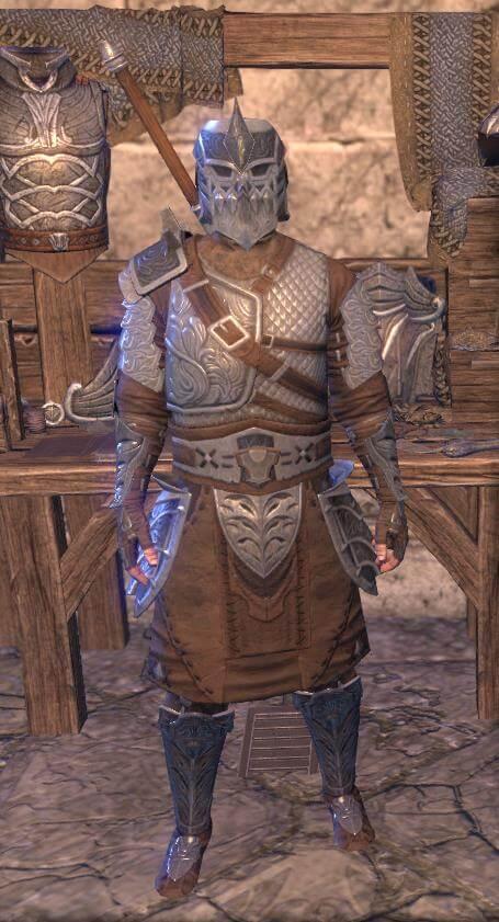 Mercenary Style Elder Scrolls Online Wiki