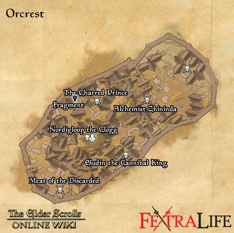 Orcrest | Elder Scrolls Online Wiki