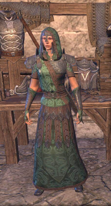 order_of_the_hour_robe_light_female_front_big