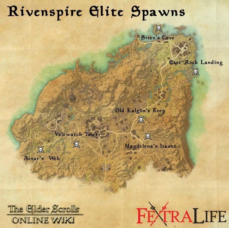 Rivenspire World Bosses Elder Scrolls Online Wiki