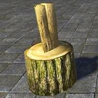 Rough Block Woodcutter S Elder Scrolls Online Wiki