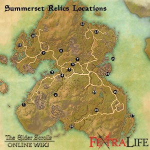 summerset_relic_locations_eso_guide