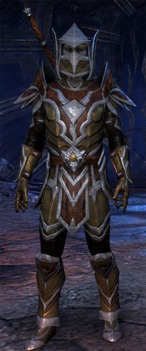 Elder Scrolls Online Templar Build Tank Dps
