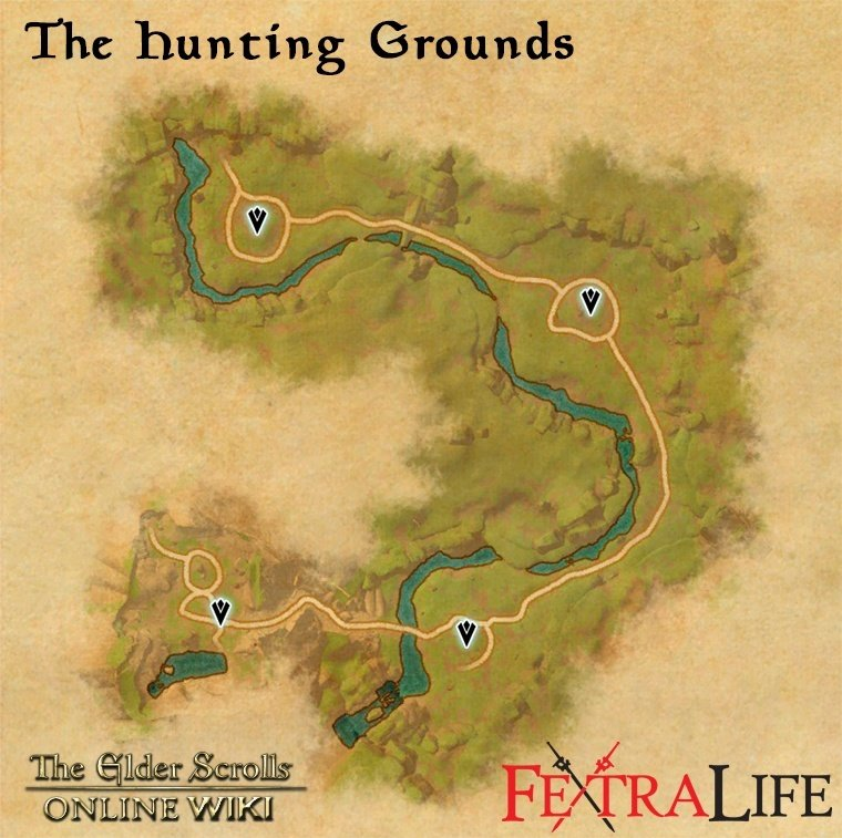 The Hunting Grounds | Elder Scrolls Online Wiki
