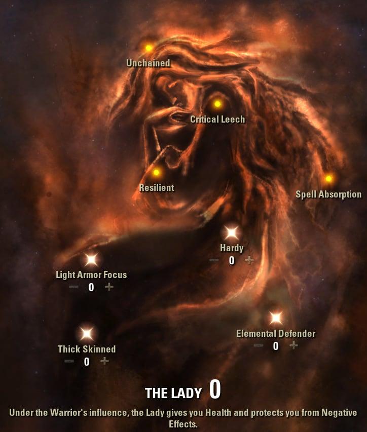 The Lady Elder Scrolls Online Wiki