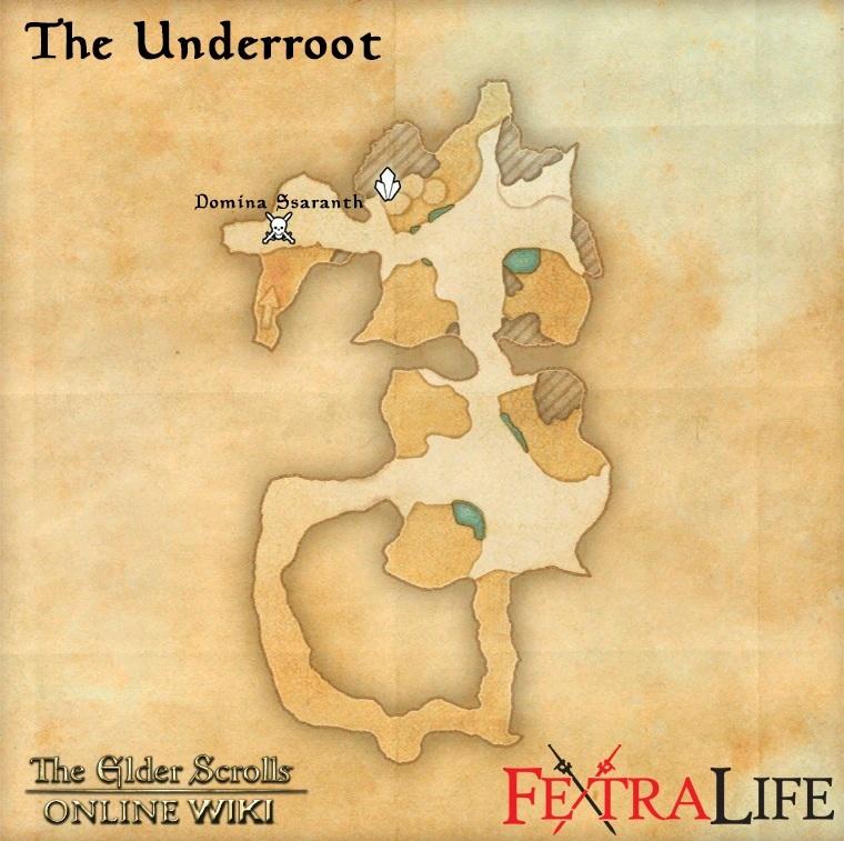 The Underroot Elder Scrolls Online Wiki
