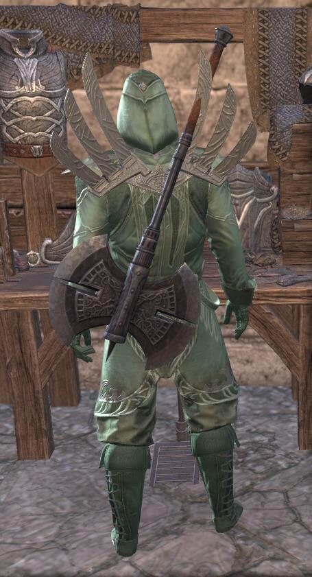 Trinimac Style | Elder Scrolls Online Wiki