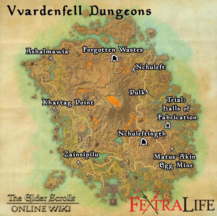 Forgotten Wastes   Elder Scrolls Online Wiki