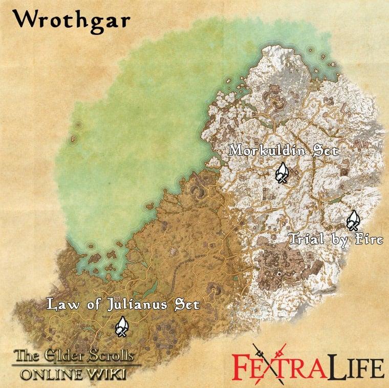 Wrothgar Elder Scrolls Online Wiki